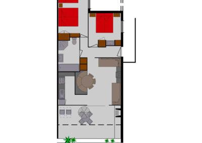 2-dorm-vermell-planols-no3472